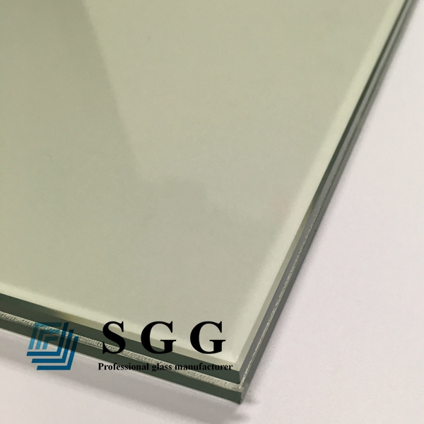 13.14mm clear toughened laminated glass