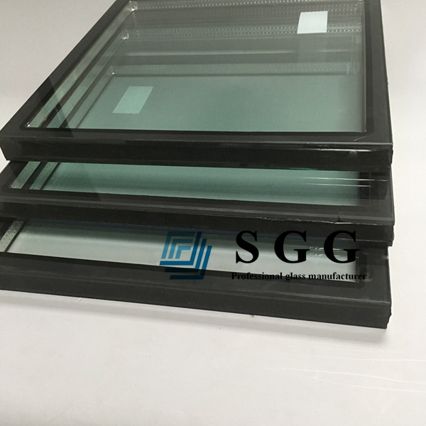 28mm low e insulated glass