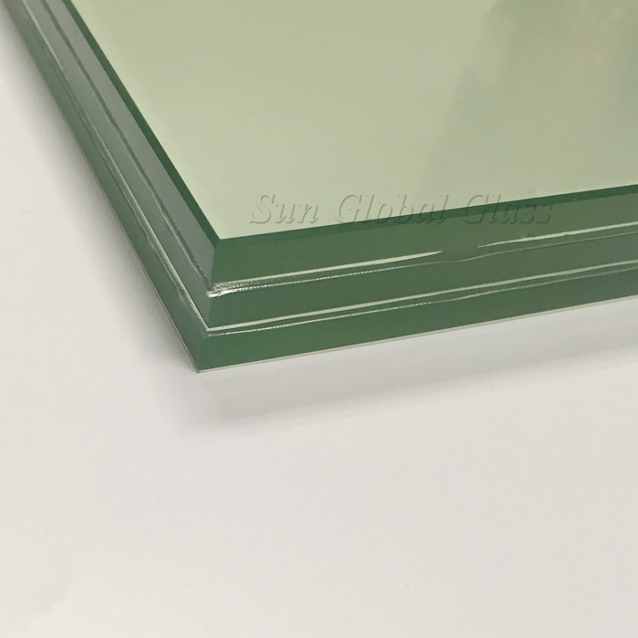 39.04mm tempered laminated glass