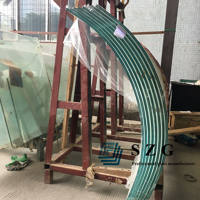 10.10.4 extra clear bent laminated glass