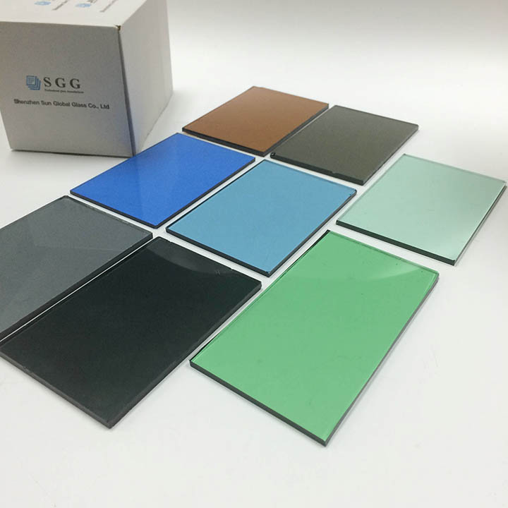 tinted float glass manufacturer china