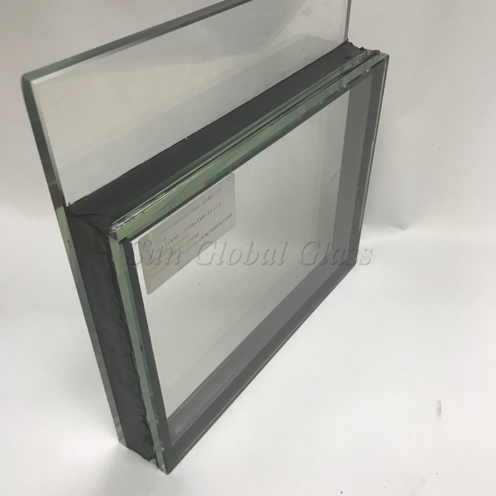 insulated glass wall