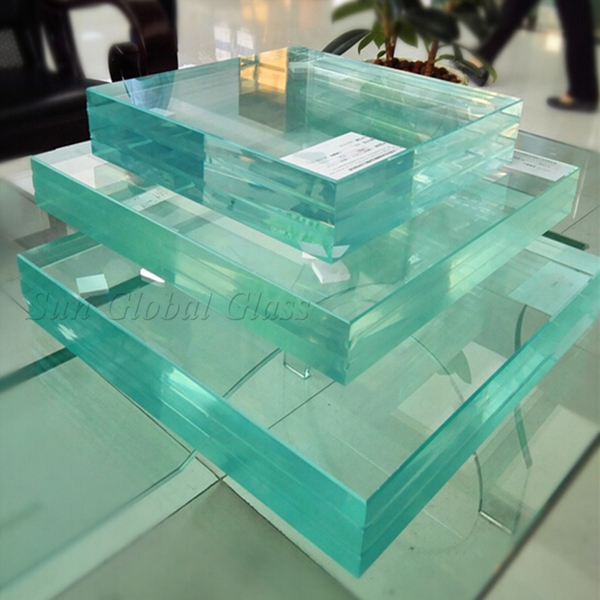 SGP safety laminated glass