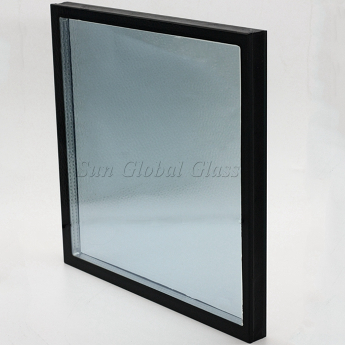8mm+8mm double glazed exterior wall glass
