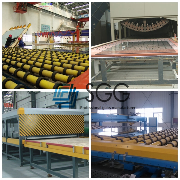 tempered glass factory China