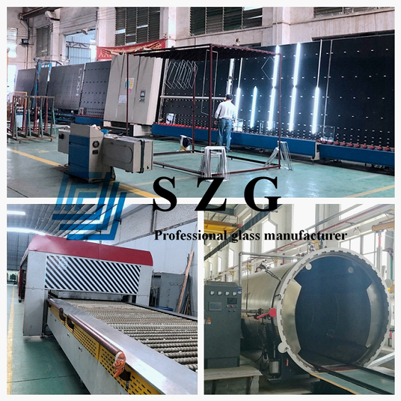 SZG insulated glass production line