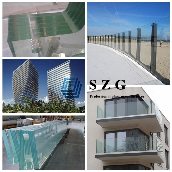 SGP Laminated glass application