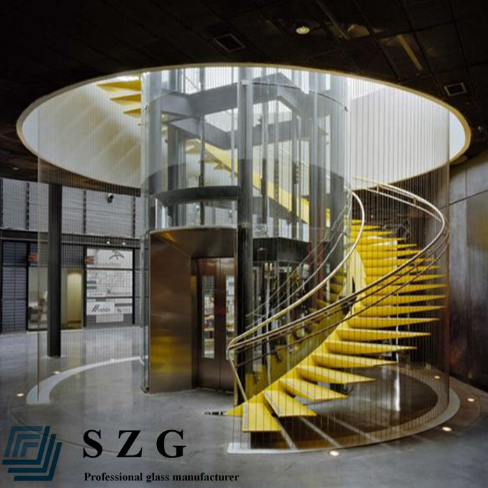 Elevator glass,elevator tempered laminated glass,lifts glass,tampered glass