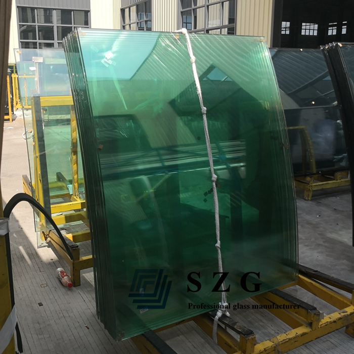 19mm curved tempered glass
