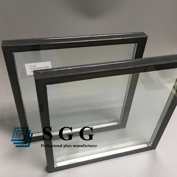 24mm low e insulated glass