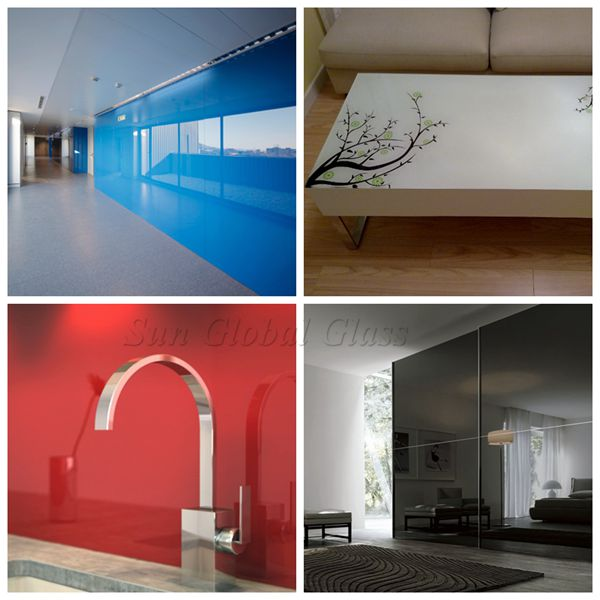 6mm Lacquered Glass Cost 6mm Lacquered Painting Glass 6mm