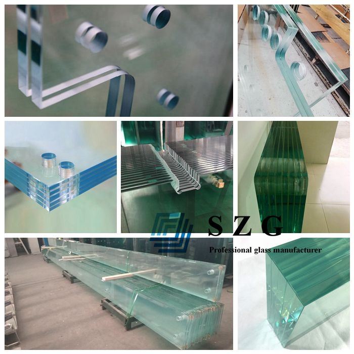processed laminated glass