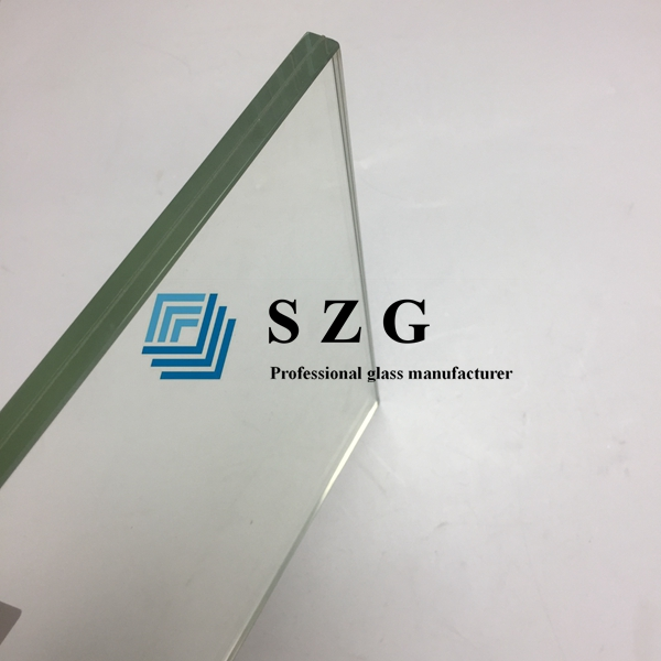 17.52mm tempered laminated glass