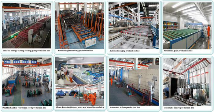insulated glass production line,laminated glass