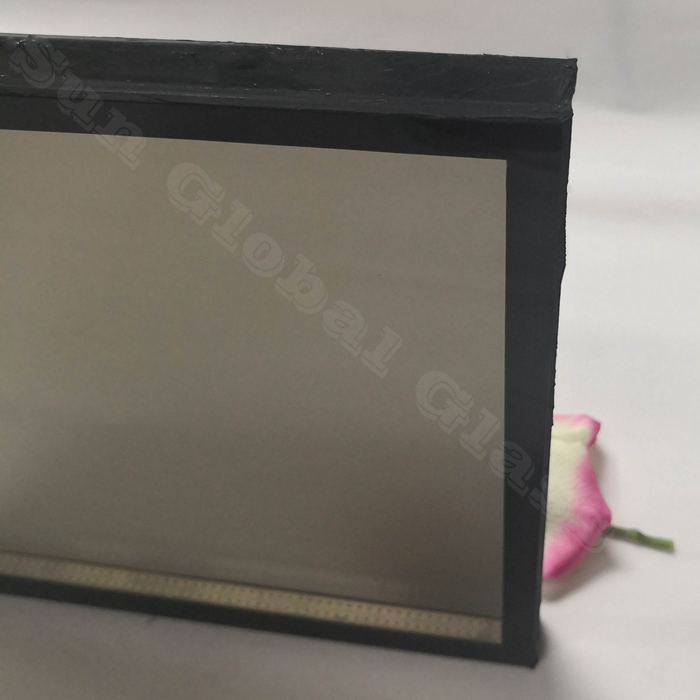 26mm bronze frosted insulated glass