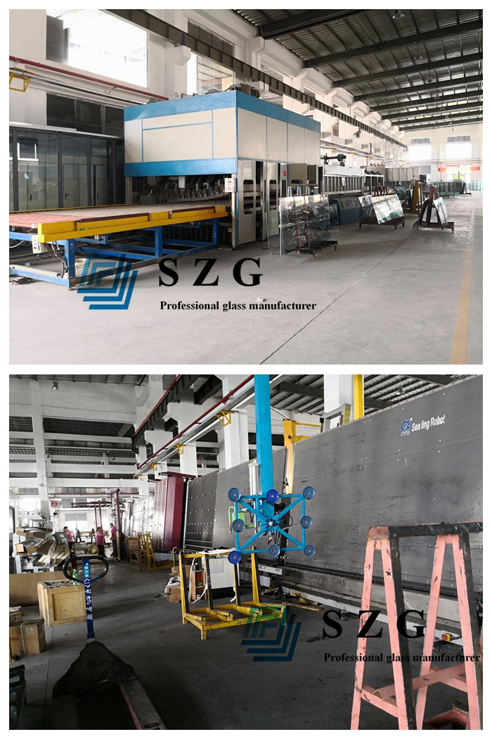 curved insulated glass machine