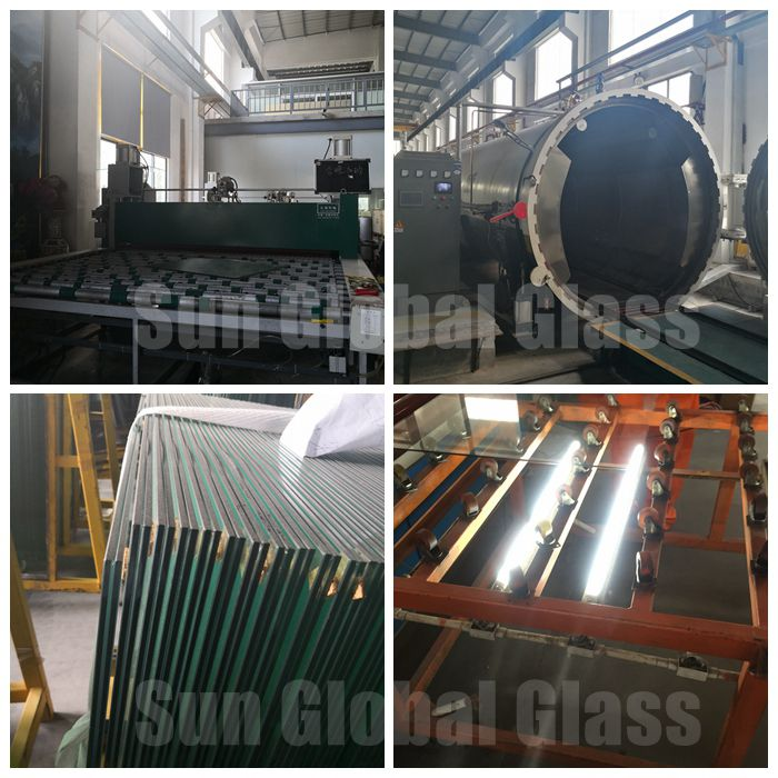 laminated glass quality control