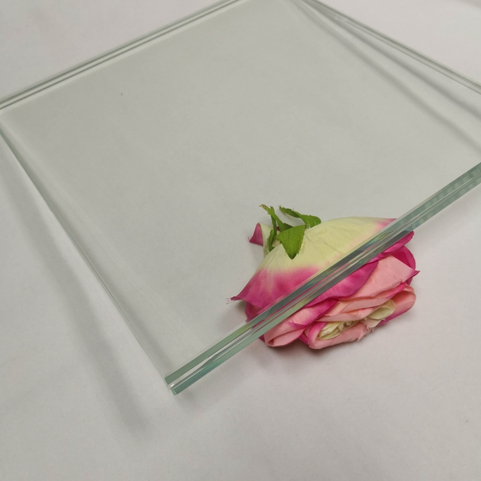 13.14mm low iron tempered laminated glass, 66.3 ultra clear toughened laminated glass, 1/2 inch tempered laminated glass extra clear