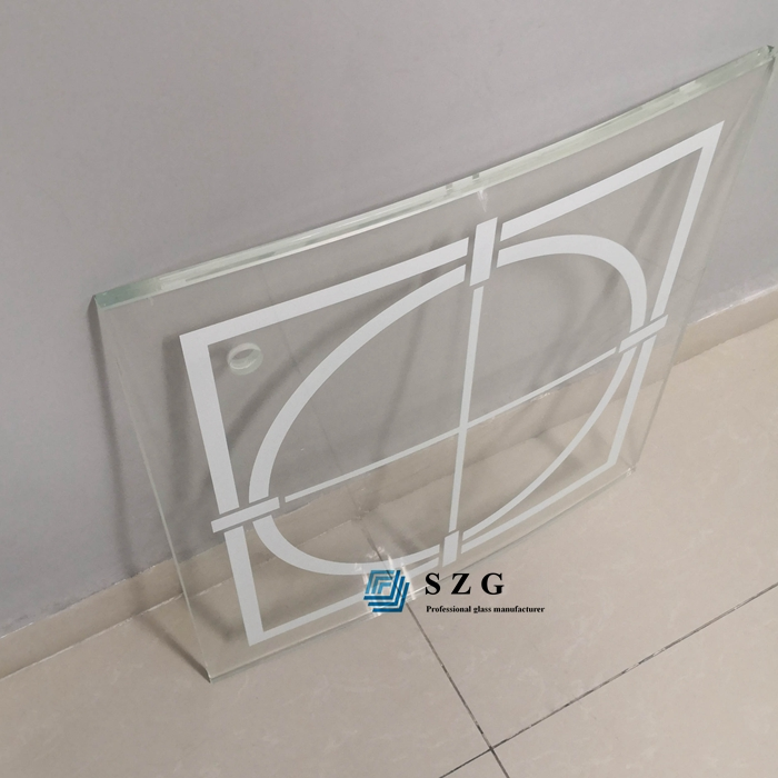 66.4 ESG VSG curved glass, 13.52mm curved glass, 6mm+6mm curved tempered glass, 6+6 ultra clear tempered laminated curved glass, low iron curved glass, curved tempered glass