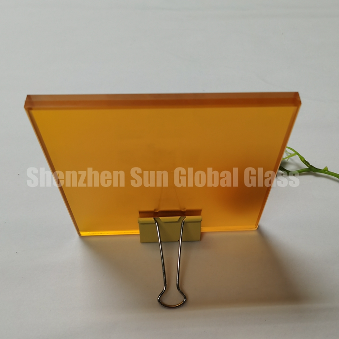 colored PVB laminated glass, colored PVB glass, colour PVB ESG VSG, CE certified glass factory, 13.52mm laminated glass, Vidrio laminado,PVB laminated glass, color toughened glass,