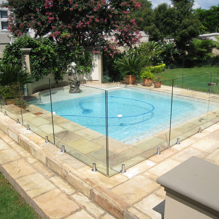 12mm balustrade glass