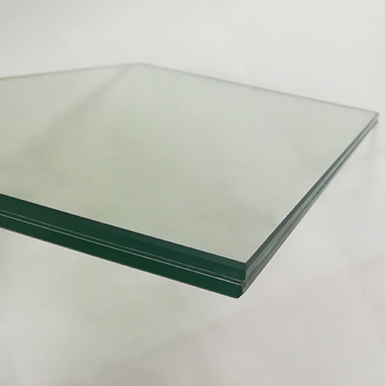 10.72mm laminated glass