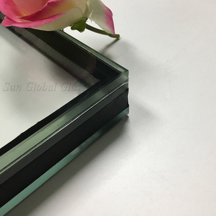 31mm insulated glass curtain wall