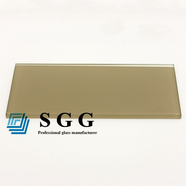 5mm lacquered glass