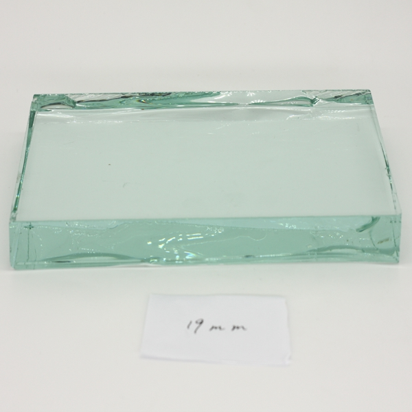 19mm clear float glass produced by Sun Global Glass