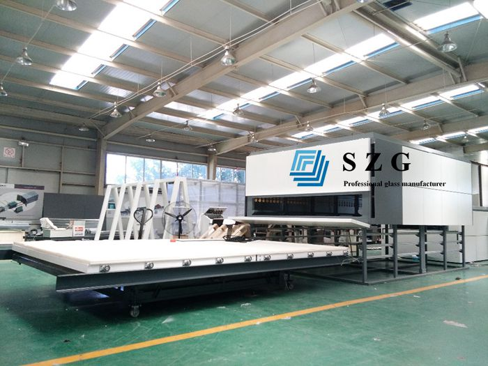 Laminated glass production line,tempered laminated glass,high quality laminated glass