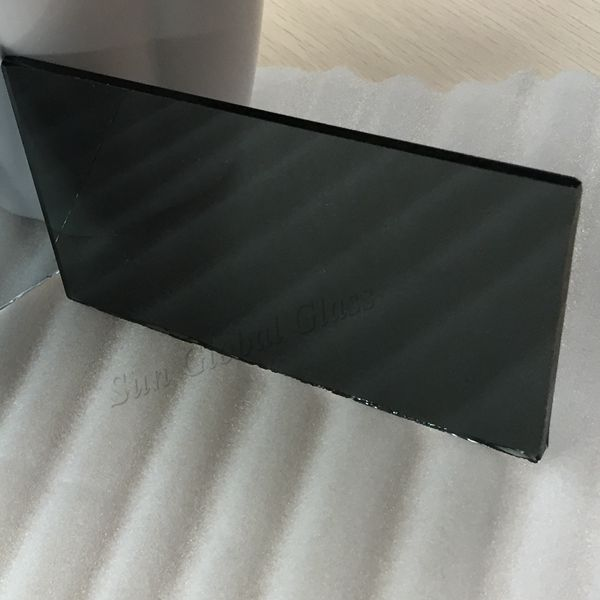 5.5mm dark grey float glass