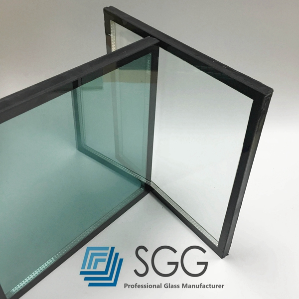 8mm+8mm large double glazed insulated glass