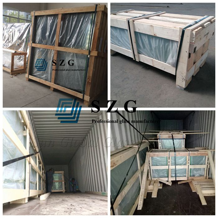SGP tempered laminated insulating glass