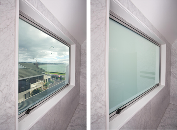 4mm 4mm Switchable Glass 8mm Smart Glass 4mm 4mm Privacy
