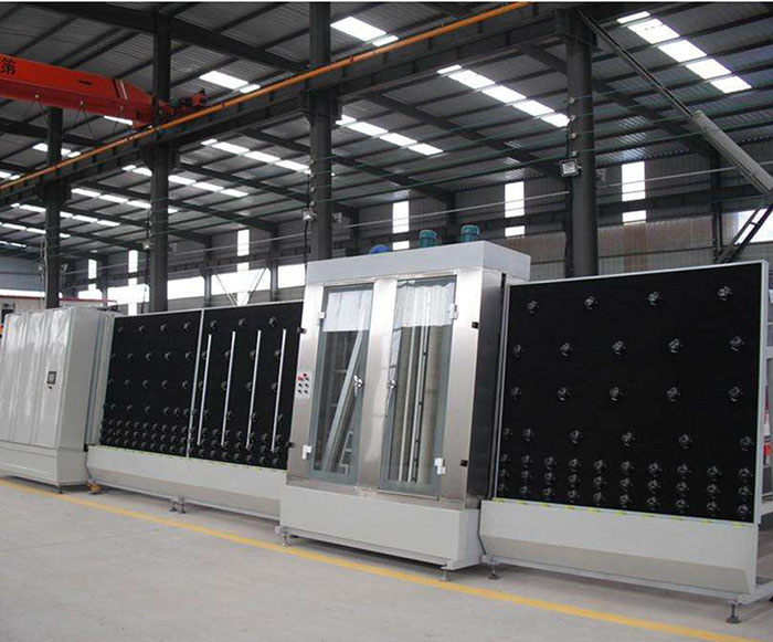 insulated glass processing machine