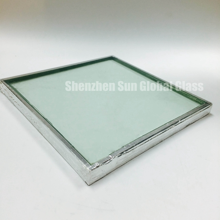 26mm fire rated double layer glass