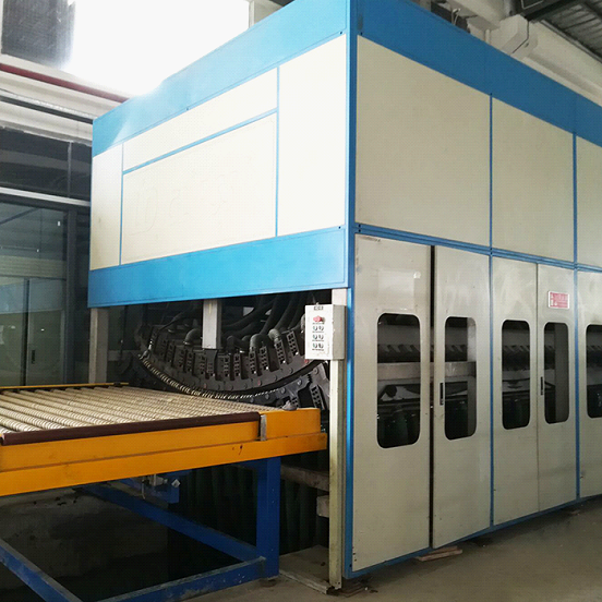 tempered glass machine