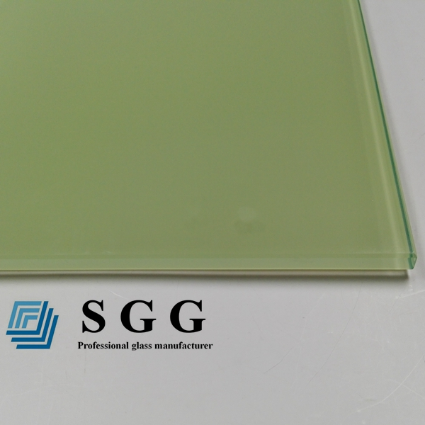 4mm silk screen glass