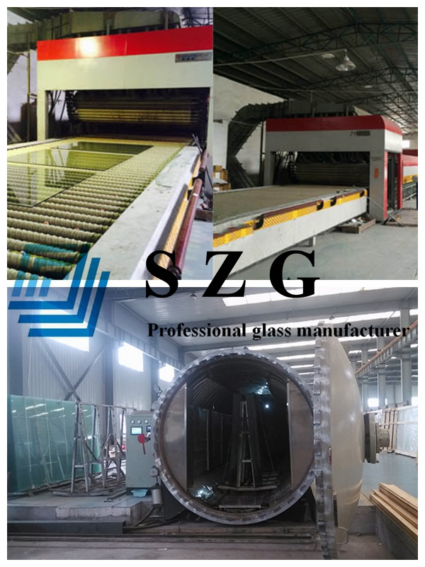 gold reflective laminated glass 8mm+8mm, golden coated laminated glass, gold reflective tempered glass 17.52mm, 8mm+8mm gold reflective glass, gold coating glass 17.52mm