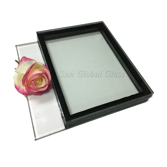 low iron insulated glass