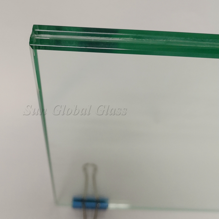 10.89mm sgp laminated glass