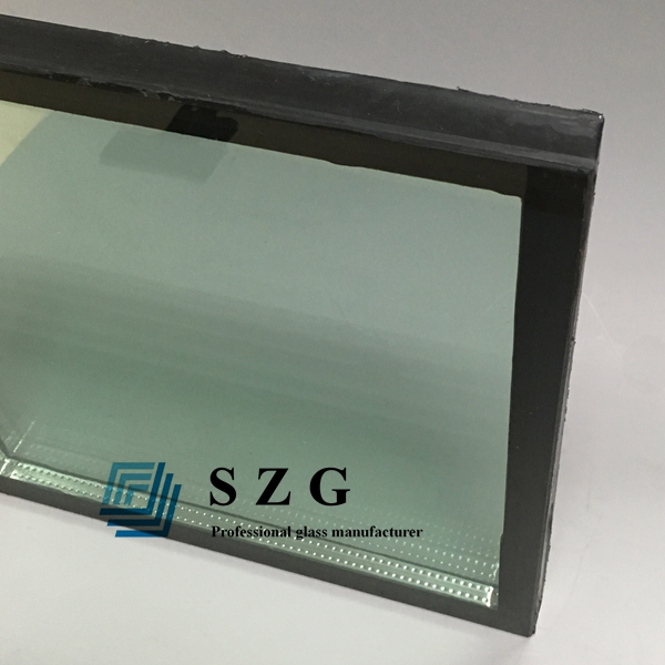 25mm low e hollow glass