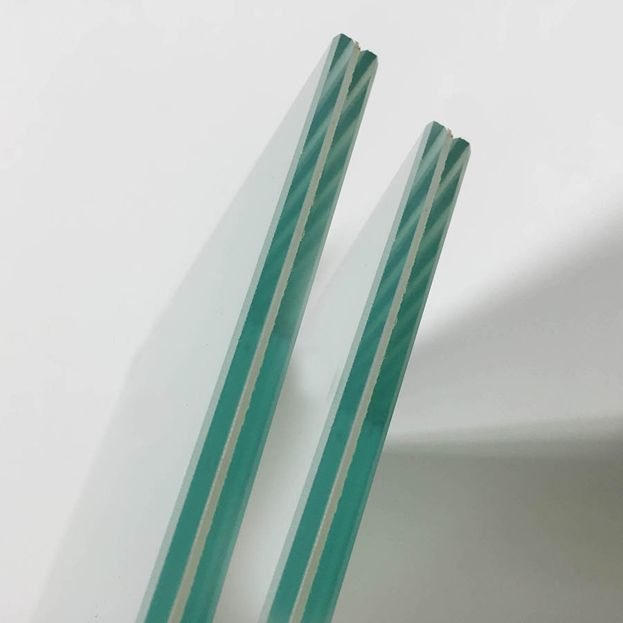 55.1 clear laminated glass 10.38mm supplier and manufacturer