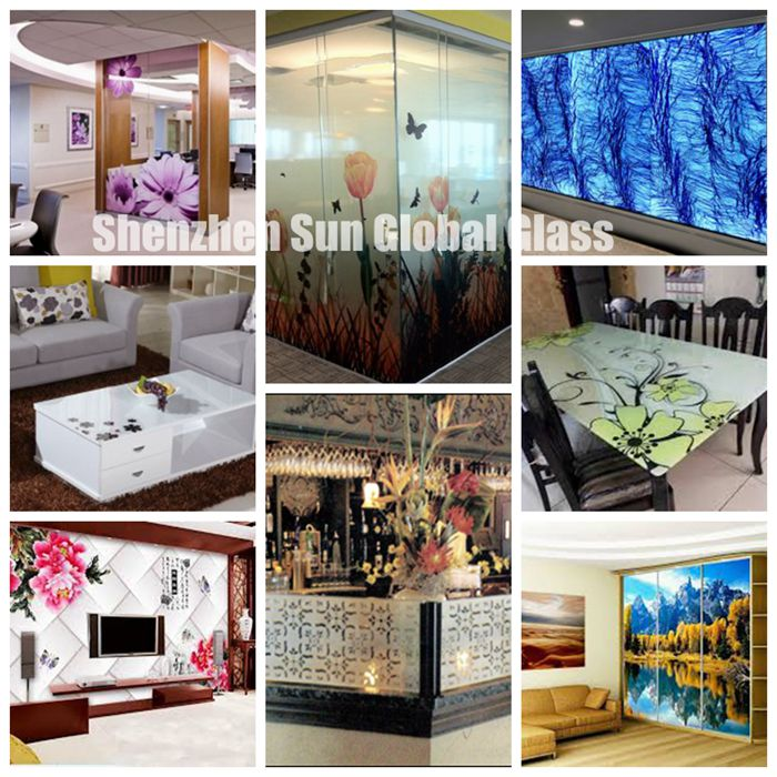 Digital printed glass, curved ESG VSG with printing, 10mm+10mm printing bent tempered glass, curved glass suppliers, curved glass, curved toughened glass, 10+10 bent tempered glass, printed glass