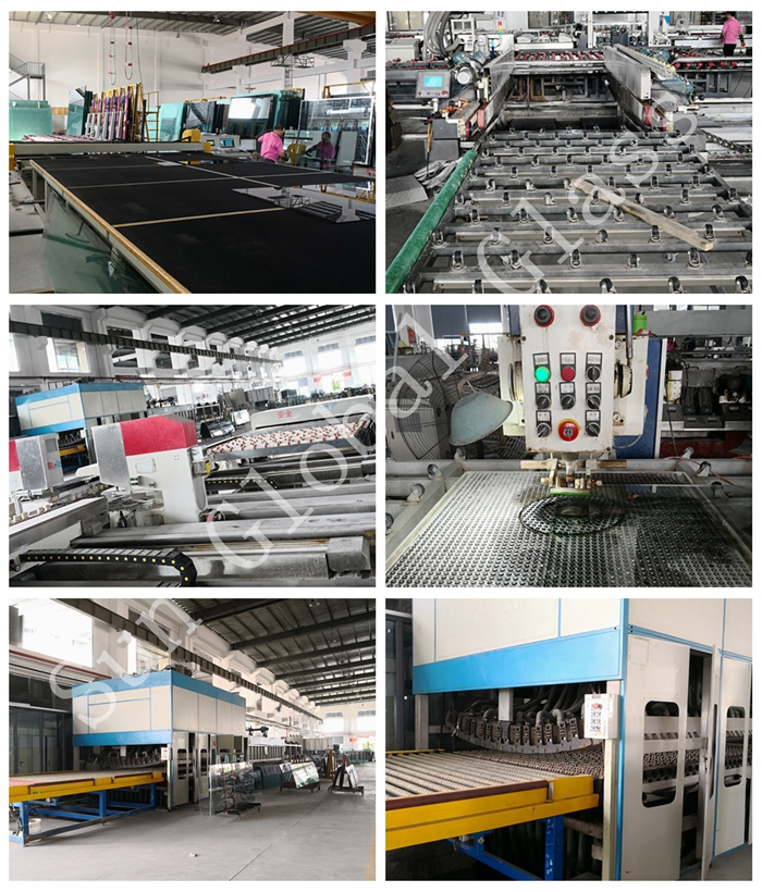 toughened printing glass