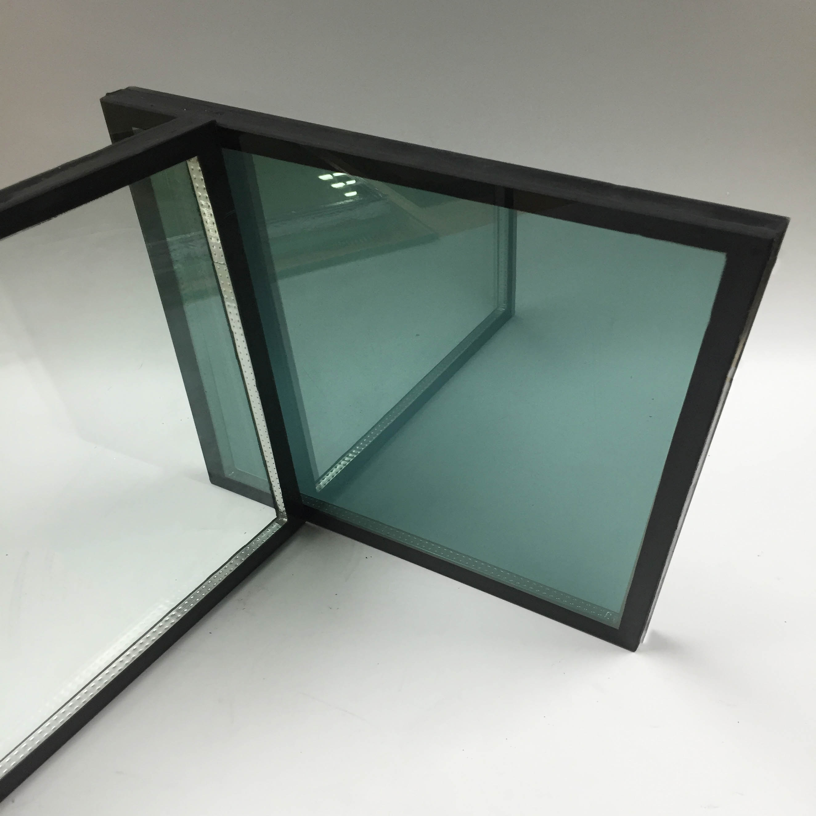 24mm low e insulated glass, 6mm+6mm green double glazing, 6mm+12mm air+6mm low e insulated glass, 24mm double glazed glass