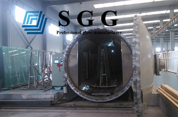 13.14mm light grey laminated tempered glass factory in China, 6mm+6mm light grey tempered laminated glass company, high quality 13.14mm Euro grey laminated toughened glass, 6+1.14+6 PVB toughened sandwich glass provider,