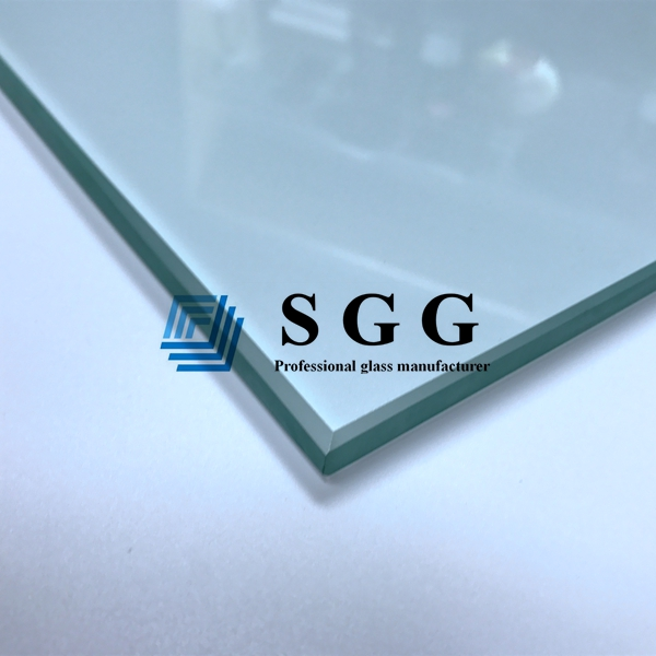 12mm clear toughened glass