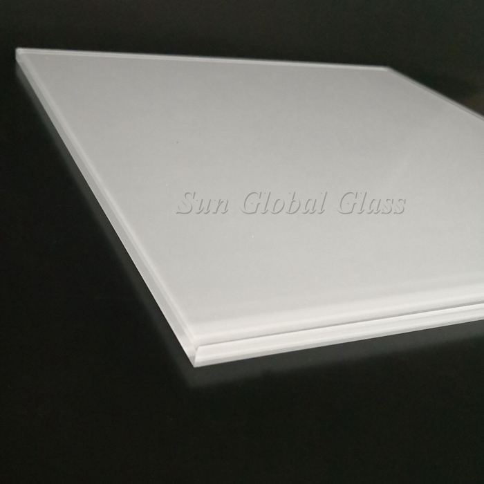8mm printing crystal tempered glass