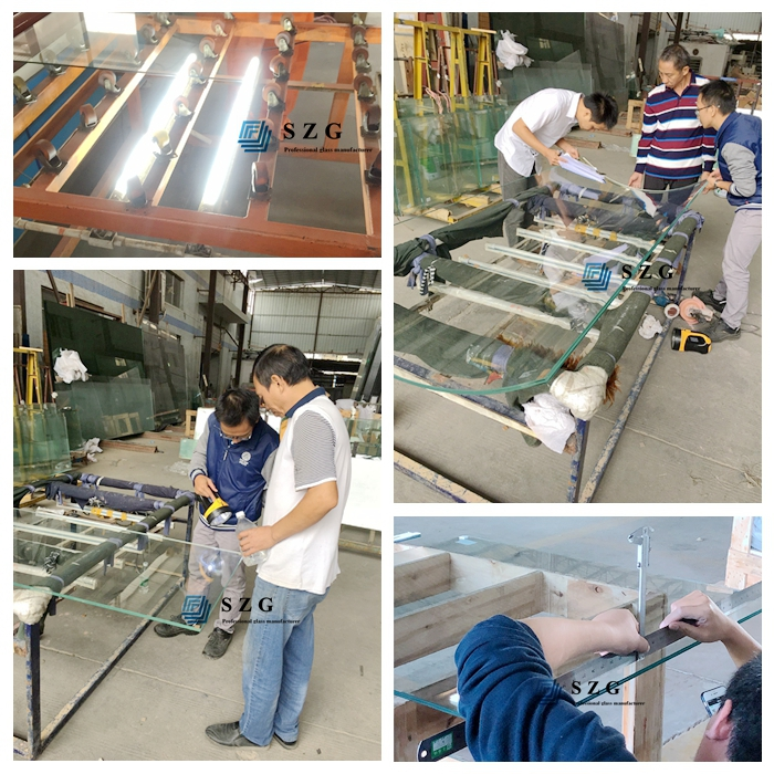 glass inspect before packing